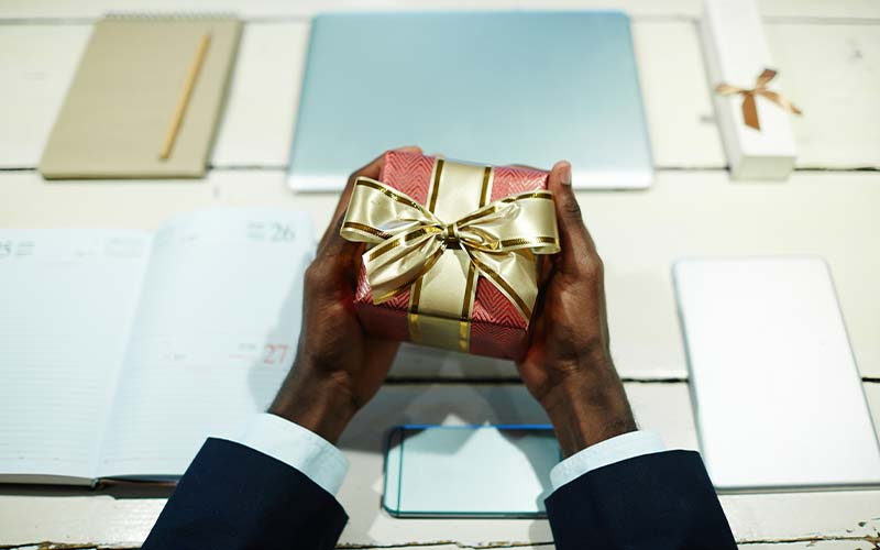 Brokerage Is Less of an Action and More of a Gift