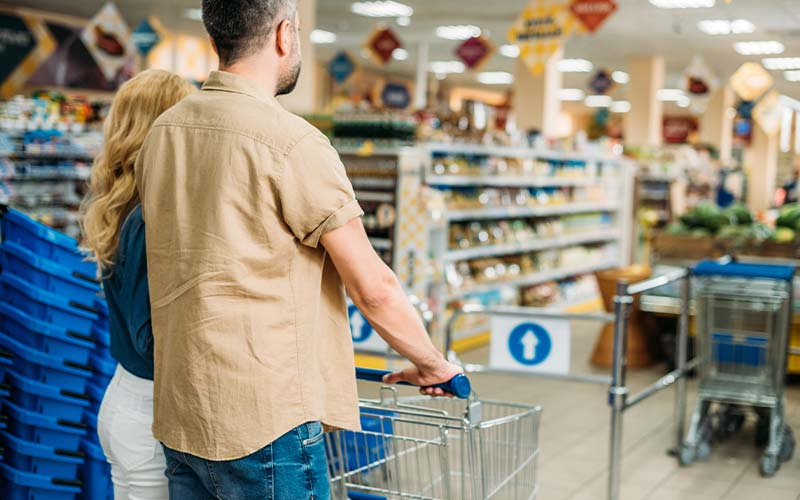 What Happens When You See a Client at the Supermarket?
